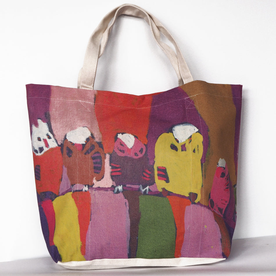Fair trade Big Tote Bag