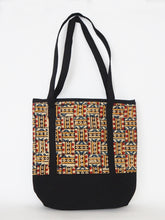 Load image into Gallery viewer, Hand made and fair trade Amudha tote bag