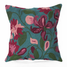 Load image into Gallery viewer, Hand embroidered cushion cover