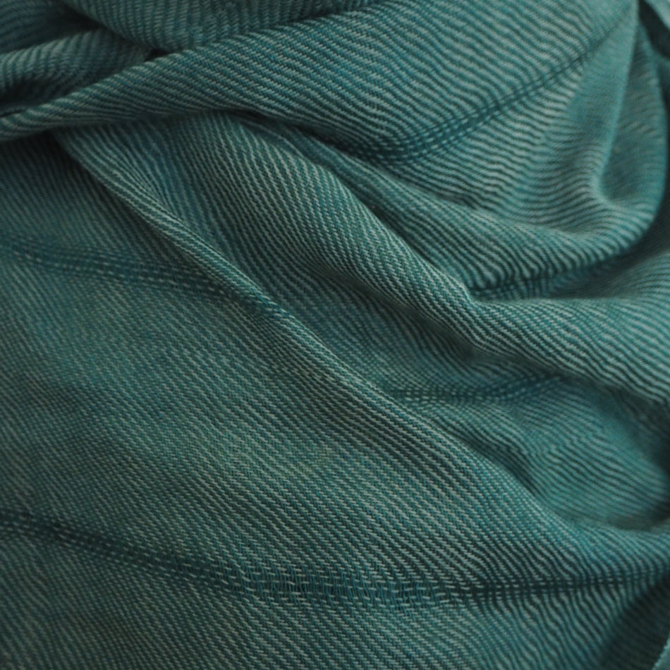 Fair trade eri silk and cotton scarf