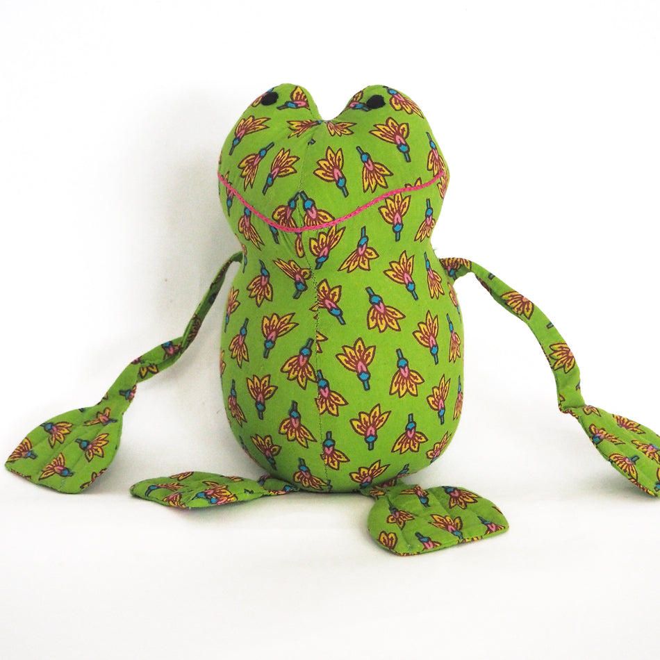 Butterball Baby Frog toy