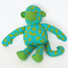 Load image into Gallery viewer, Fair trade Baby Muthu Monkey soft toy