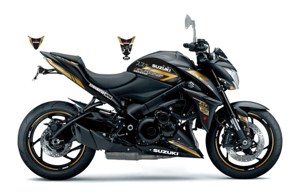 Stickers Set Suzuki GSX-S1000 | JAPAN-GOLD