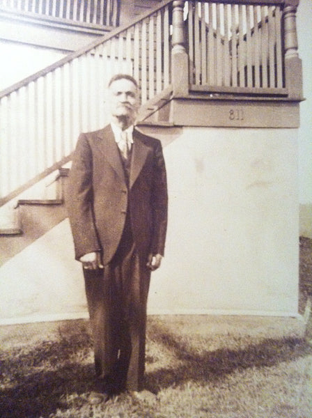 my great great grandfather that owned a jaquard textile mill