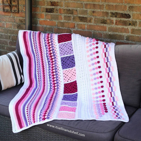 Patroon : TLC Blanket