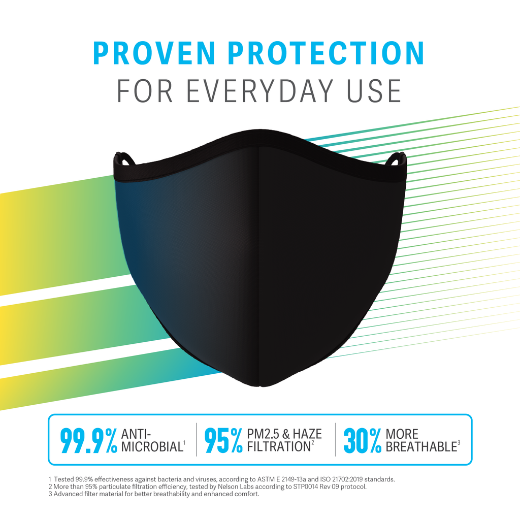 Reusable mask - Proven protection for everyday use