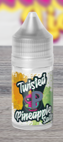Nailed it - Twisted Pineapple nic salts