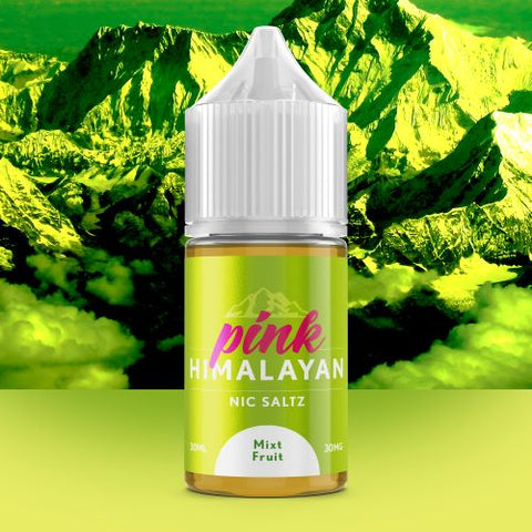 PINK HIMALAYAN eLIQUID -  Mixt Fruit Nic Salt