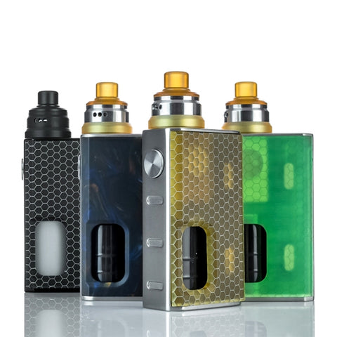 WISMEC LUXOTIC SINGLE 18650 BF STARTER KIT