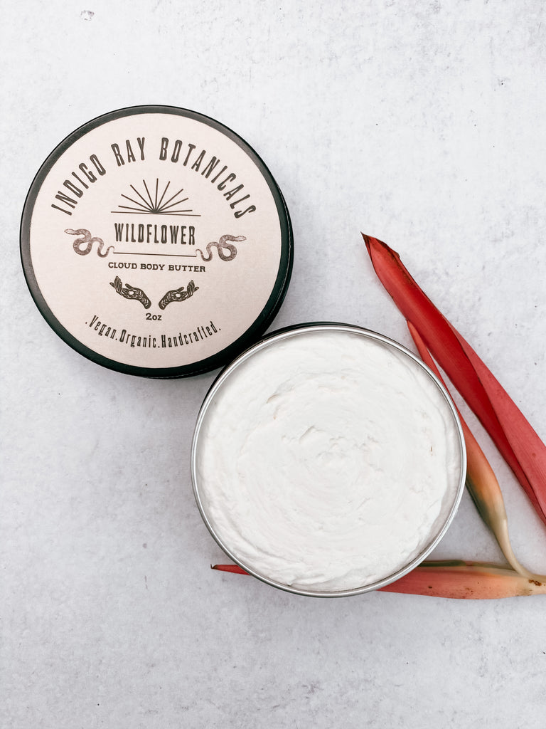 Wildflower Cloud Body Butter
