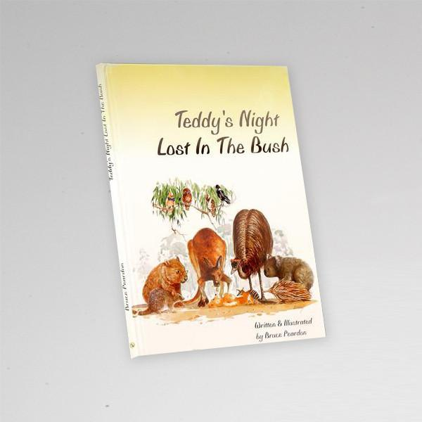 "Book ""Teddy's Night Lost in the Bush"""
