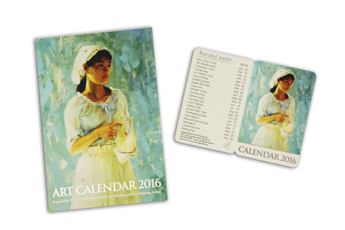 Holiday Package: 2016 Desk & Pocket Calendars