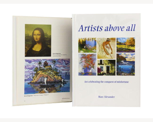 "Book ""Artists Above All"""