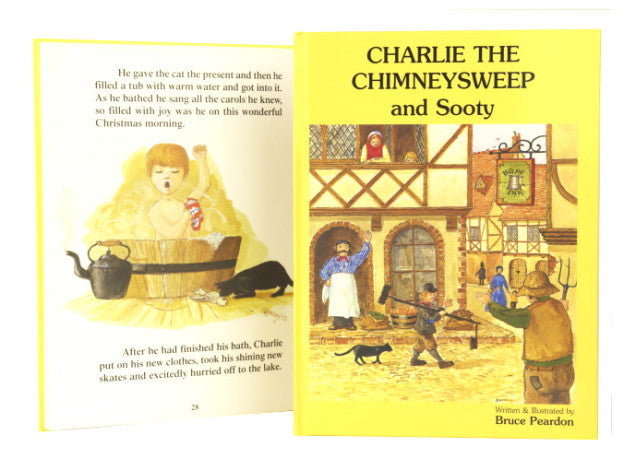 "Book ""Charlie the Chimney Sweep"""