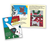 Children's Book - Muffin's Fun and Curious Christmas <font color='red'> - New </font>
