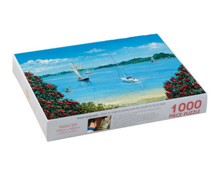 "Jigsaw Puzzles ""Summer Bay"""