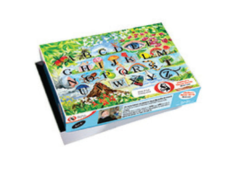 "Jigsaw Puzzles ""Alphabet"" Educational & Fun for Children<font color=""red"">"