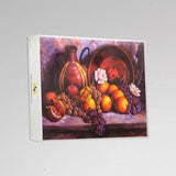 "Jigsaw Puzzle ""Still Life with Fruits"""