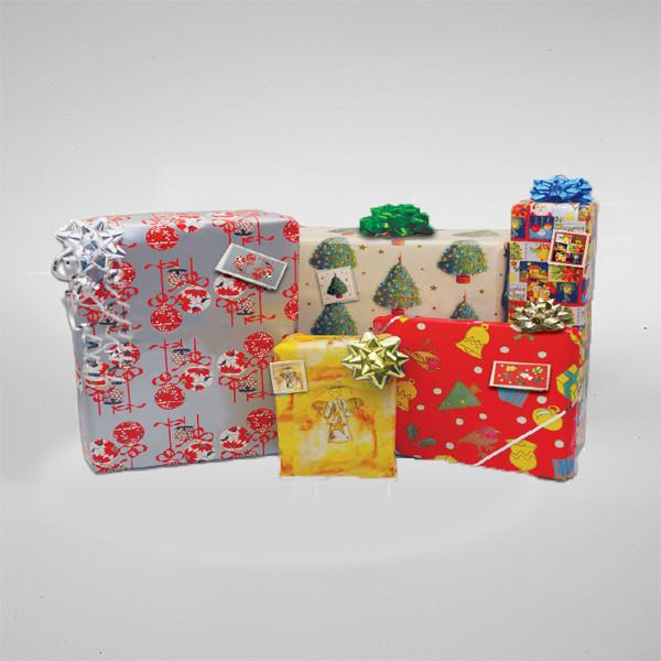 High Quality Gift Wrap and Tags for Christmas #2