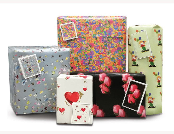 High Quality Gift Wrap and Tags for All Occasions