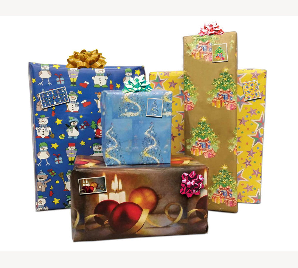 Quality Gift Wrap and Tags for Christmas