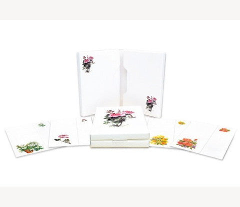 Elegant 25 Notepaper Assortment Box