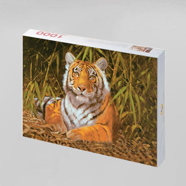 "Jigsaw Puzzles ""Tiger"""