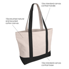Load image into Gallery viewer, CASUAL FRIDAY BOAT TOTE