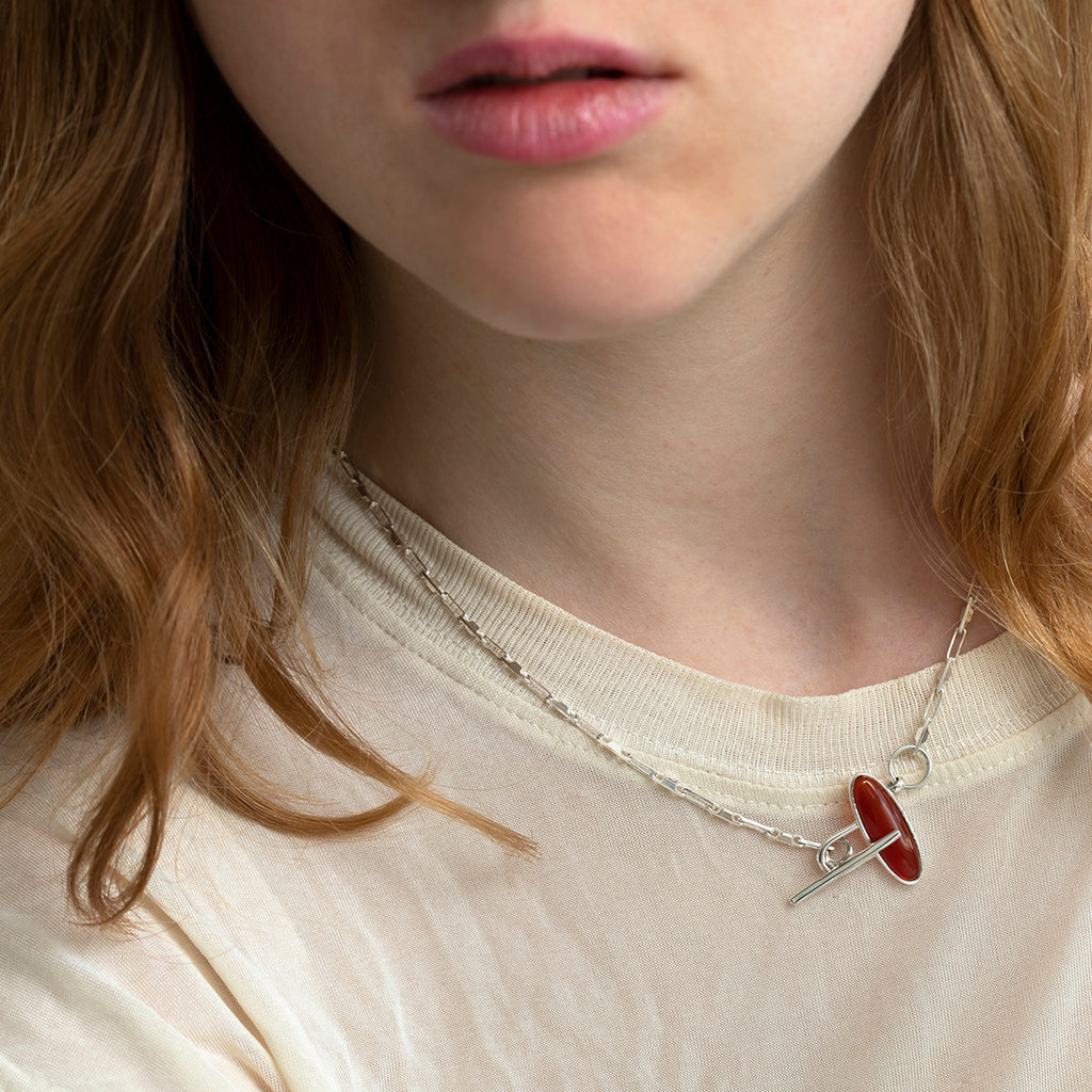 Vein Necklace