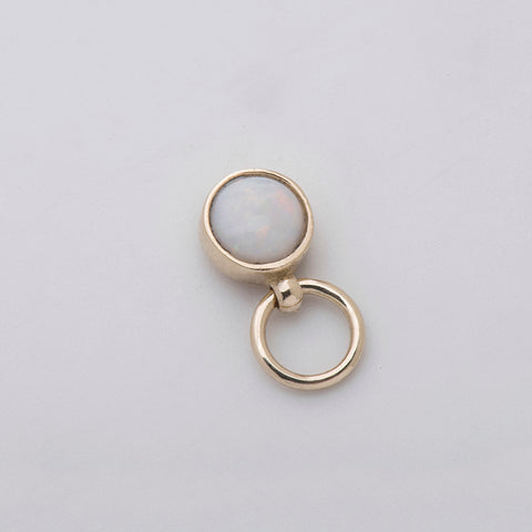 Born from Rock Gold Echo Earring