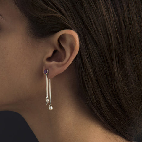 Single Wand Earring