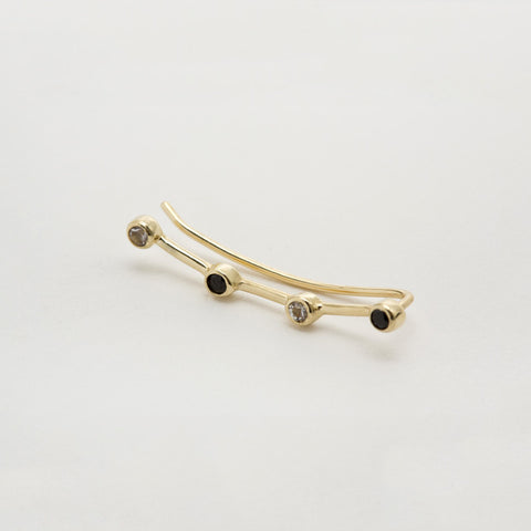 Gold Cassiopeia Earpiece