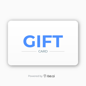 Gift card - RAW PIGMENTS