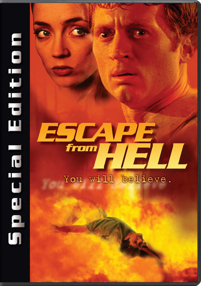 Escape From Hell - DVD