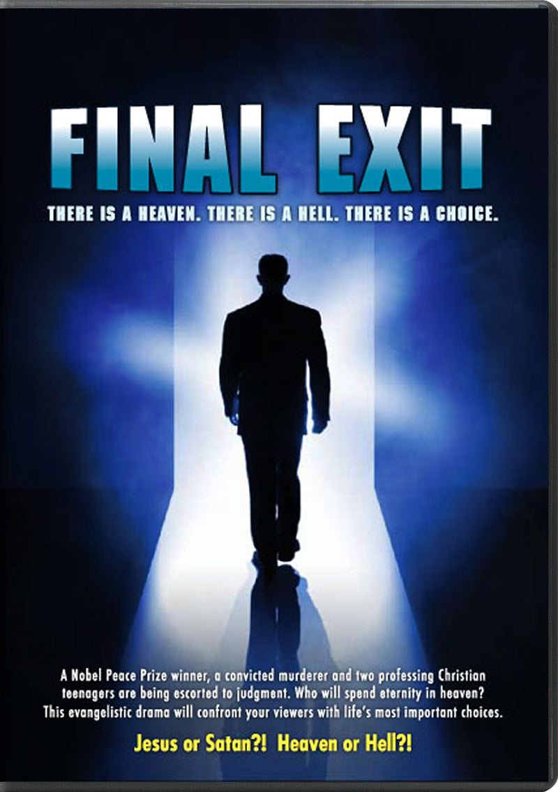 Final Exit - DVD