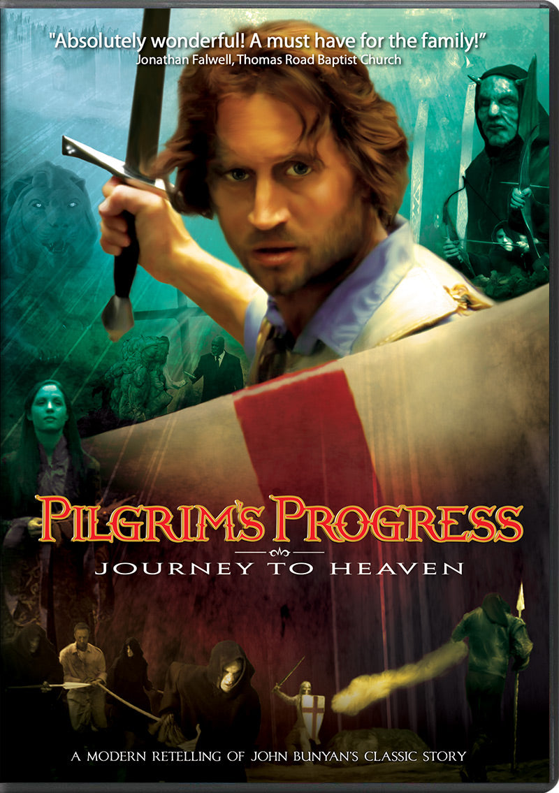 Pilgrim's Progress: Journey To Heaven - DVD