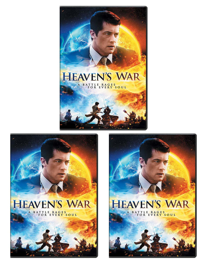Heaven's War - DVD 3-Pack