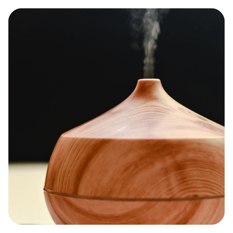 use of essential oil in a diffuser may have health benefits