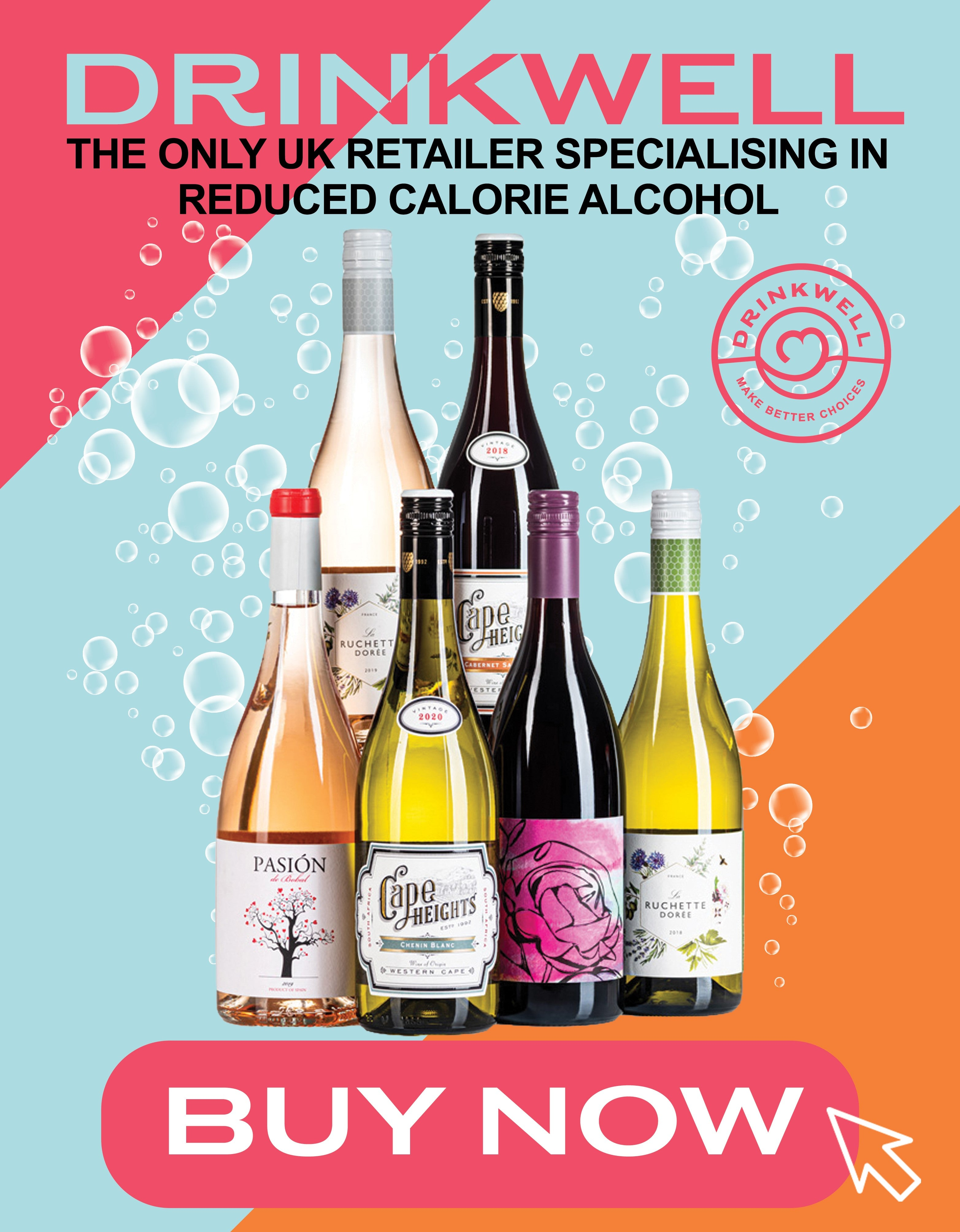 buy reduced calorie wine