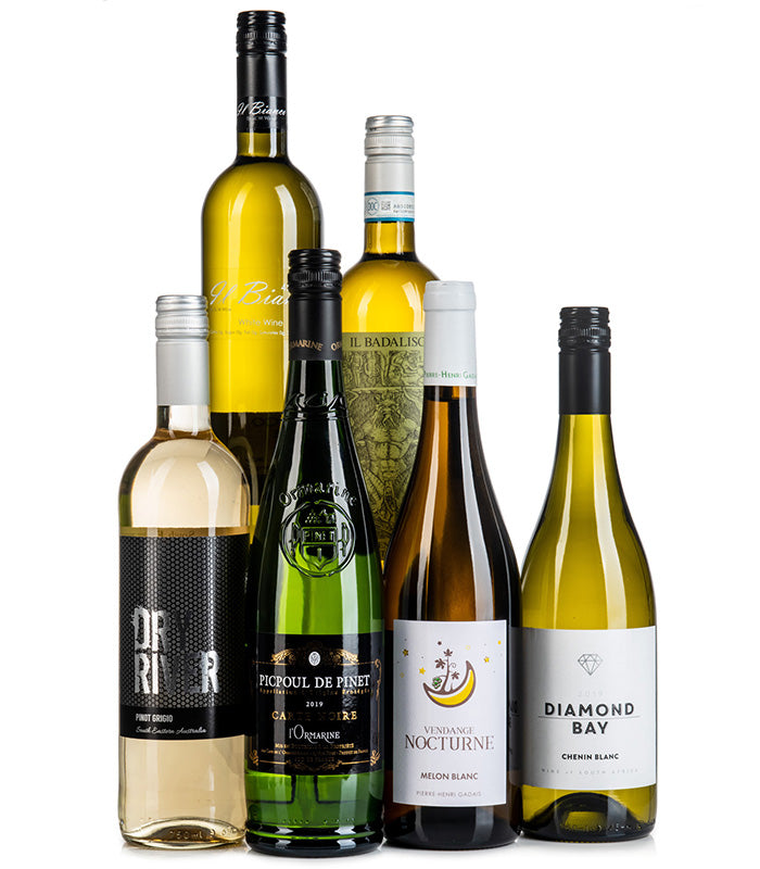 NEW Favourite White Wines
