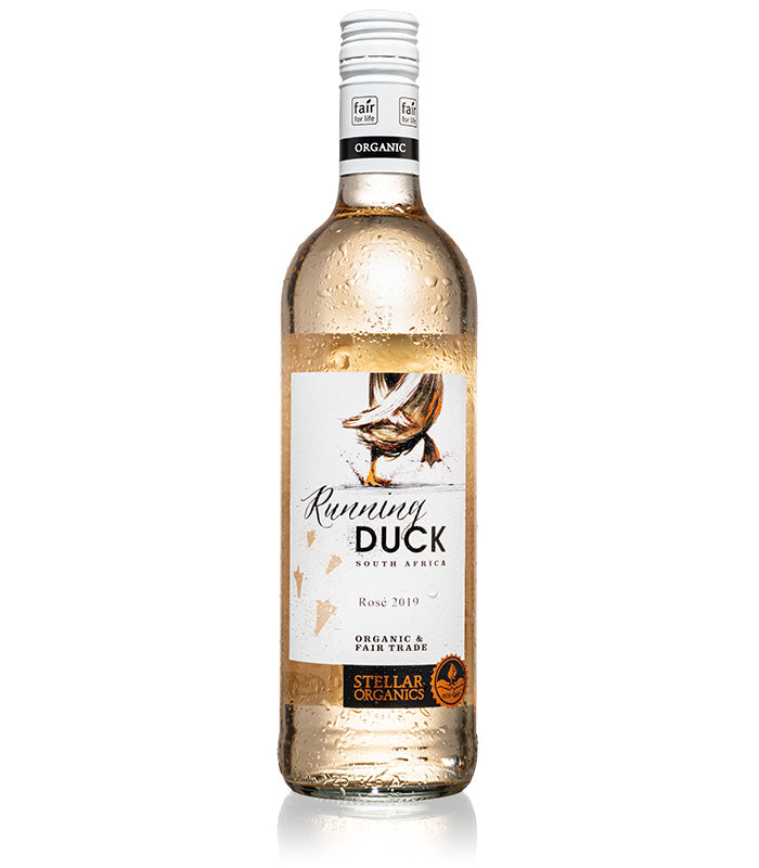Running Duck Organic Rose