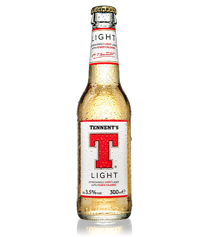 Tennents Light Lager 24pck