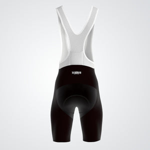 BLACK Men's Bib Shorts