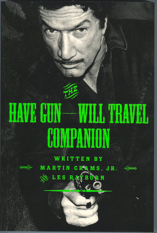 THE HAVE GUN-WILL TRAVEL COMPANION