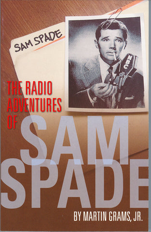 THE RADIO ADVENTURES OF SAM SPADE