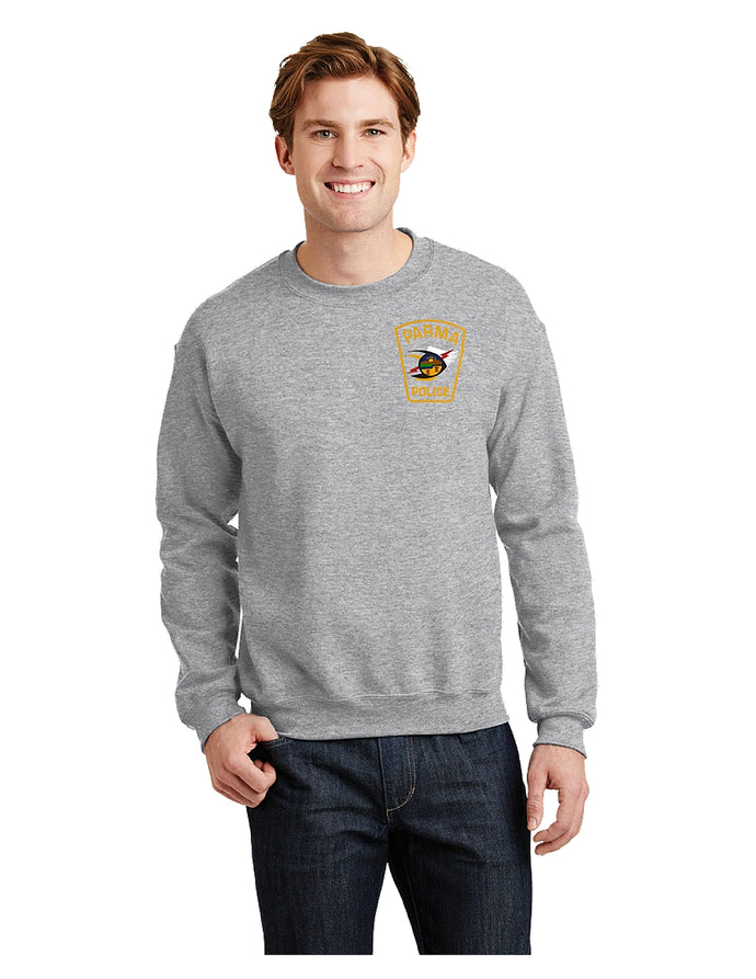 Gildan® - Heavy Blend™ Crewneck Sweatshirt (Embroidered)