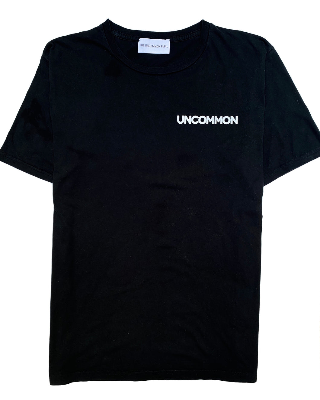 UNCOMMON Reflective T-Shirt - Black