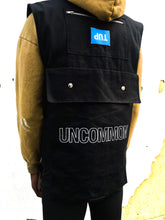 Load image into Gallery viewer, UNCOMMON 1/1 Denim Pocket Vest
