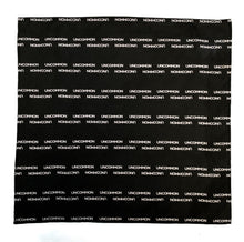 Load image into Gallery viewer, UNCOMMON Pinstripe Bandana - Black