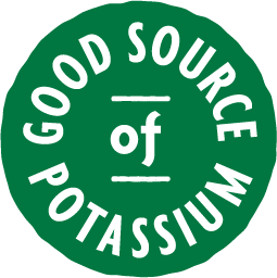 Good Source of Potassium